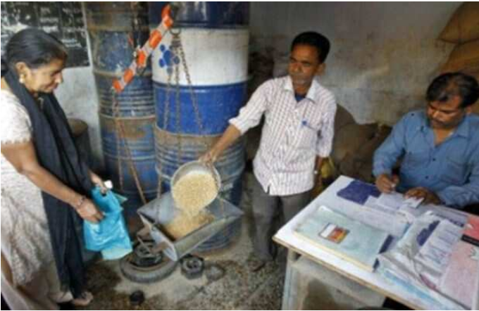 Big change in the rules of ration card! Now you can get free ration sitting at home, know how?