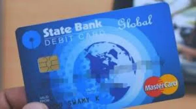 SBI customers have become easy, if they lose their ATM card, ask for a new card like this sitting at home, the process is easy