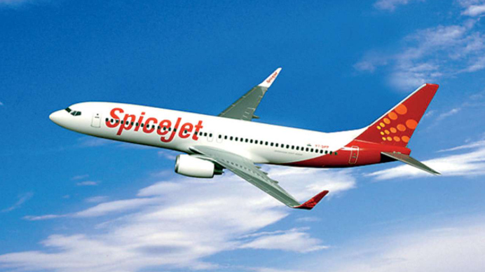 Big News! SpiceJet introduces mid air cab bookings: Now you can book cabs during flight, know details here