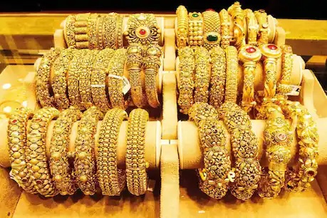 Good News! Gold prices fell drastically, gold became cheaper by ₹ 1,000 in a day, check latest rate
