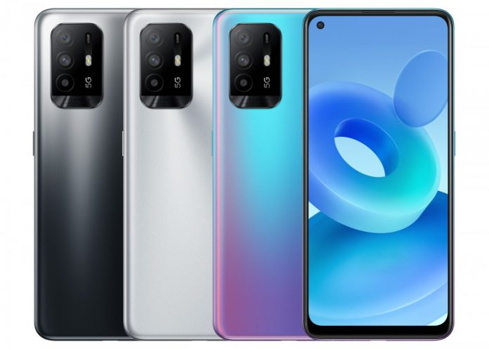 Oppo A95 5G smartphone launched with 256 GB storage, know special features and price