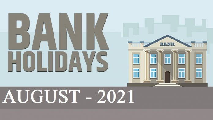Bank Holidays August 2021 Know how many days banks will be closed in the month of August, see full list