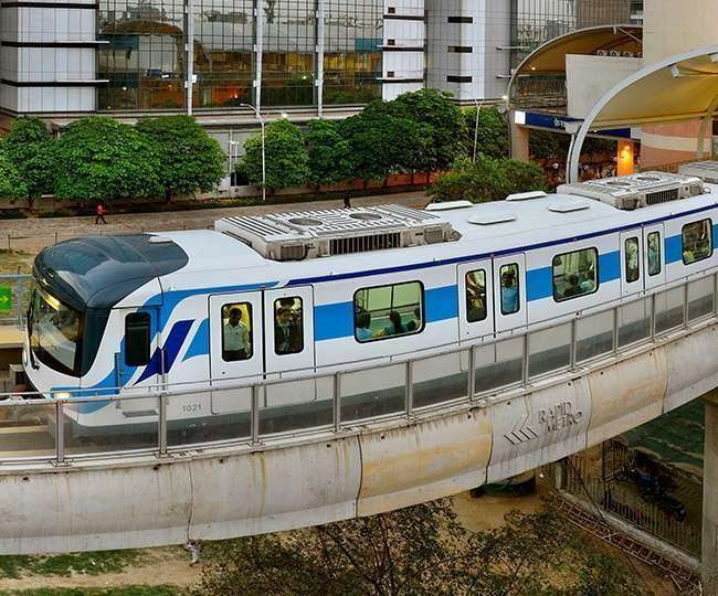 Faridabad-Gurugram Metro News Update: Good news for lakhs of people, the wings of the Faridabad-Gurugram metro scheme; route cleared